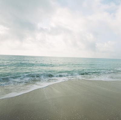Beach Scene II Posters by Susan Bryant