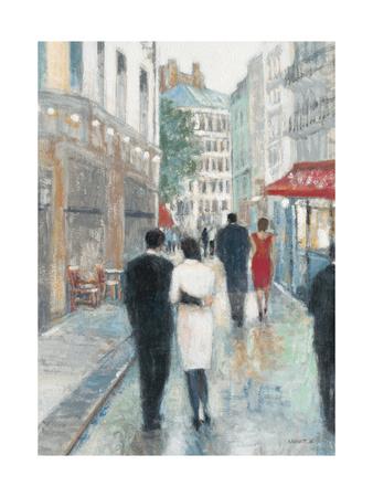 Paris Impressions 3 Prints by Norman Wyatt Jr.