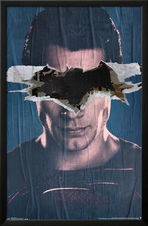 Batman Vs. Superman- Superman Teaser Prints