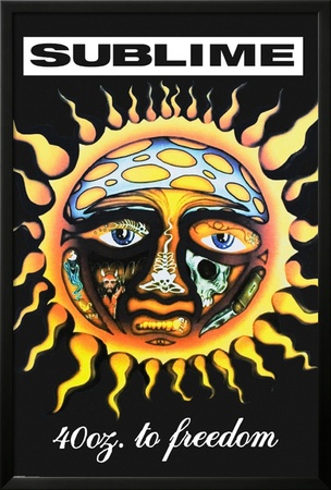 Sublime- 40 Oz. To Freedom Prints