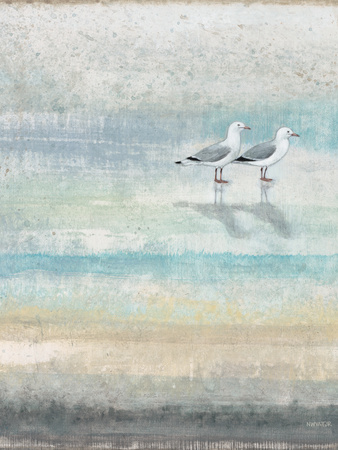 Sea Glass Shore 2 Prints by Norman Wyatt Jr.