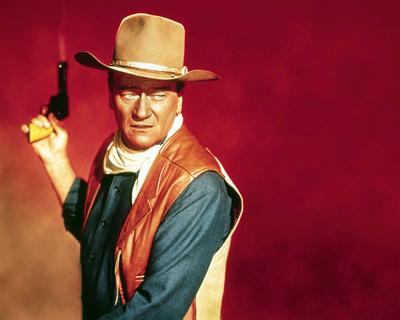 John Wayne Photo