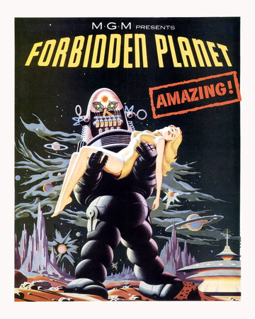 Forbidden Planet Photo