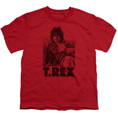 Youth: T Rex - Lounging T-shirts
