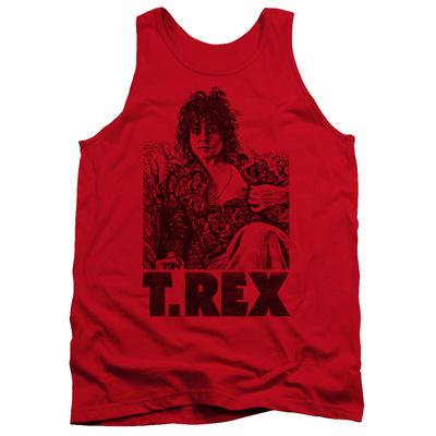 Tank Top: T Rex - Lounging Tank Top