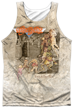 Aerosmith- Toys In The Attic Tank Top