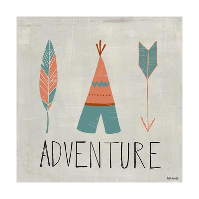 Adventure Print by Katie Doucette