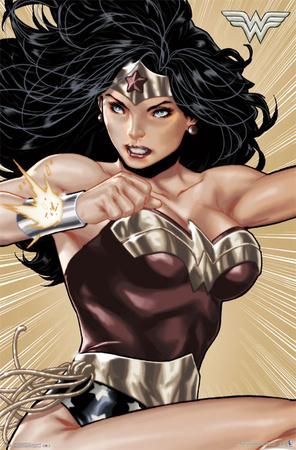 Wonder Woman - Hyper Posters