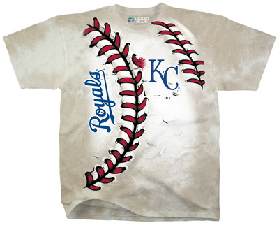 Youth: MLB- Royals Hardball Shirts