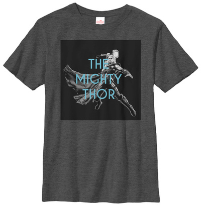 Youth: Thor- The Mighty T-shirts