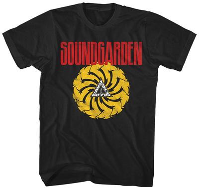 Soundgarden- Bad Motor Finger Shirts