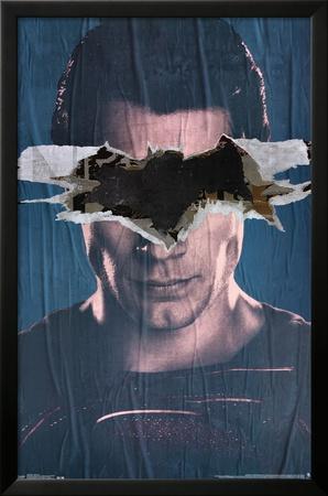 Batman Vs. Superman- Superman Teaser Posters
