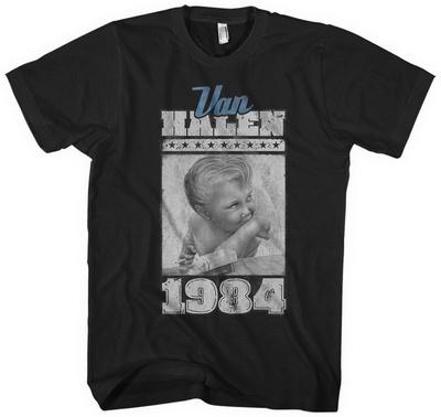 Van Halen- Vintage Baby Jumbo T-Shirt