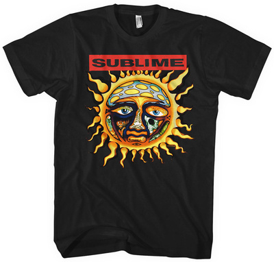 Sublime- New Sun Shirts