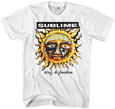 Sublime- 40oz to Freedom Bluse