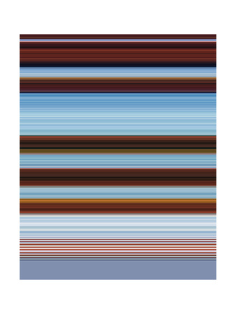 A R T Wave 82 Posters by Ricki Mountain