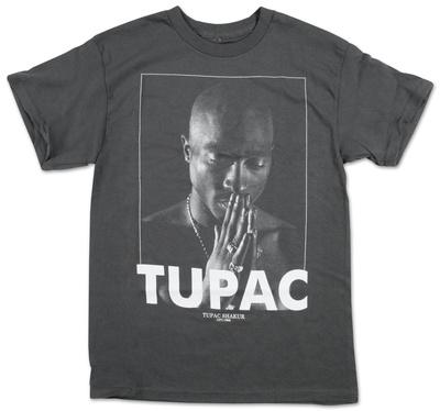 Tupac- Praying T-Shirt