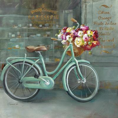 Joy of Paris I Art by Danhui Nai