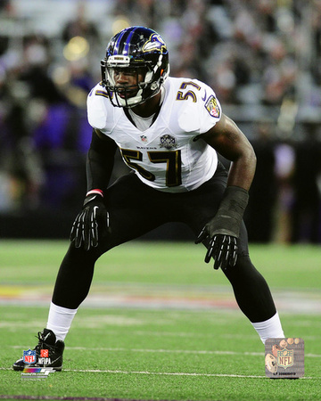 C.J. Mosley 2015 Action Photo