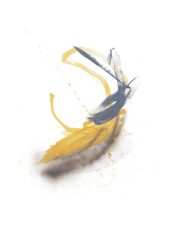 Goldenrod Giclee Print by Jaime Derringer