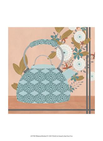Whimsical Kitchen IV Kunstdrucke von June Erica Vess