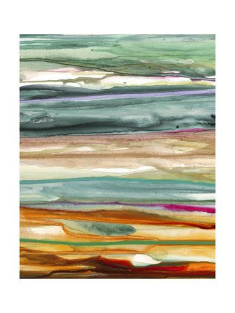 Color Splash 3 Metal Print by Tracy Hiner