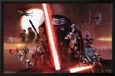 Star Wars - Group Prints