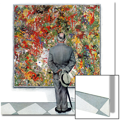 """""""Art Connoisseur"""", January 13,1962 Prints by Norman Rockwell"""