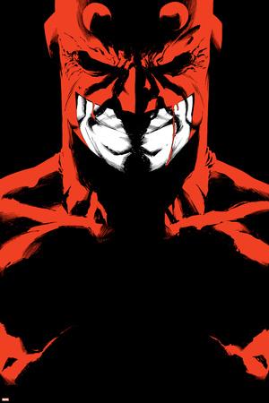 Daredevil Father No.5 Cover: Daredevil Prints by Joe Quesada