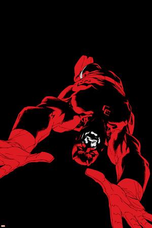 Daredevil: Father No.4 Cover: Daredevil Posters by Joe Quesada