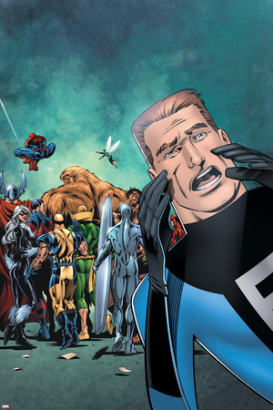 Great Lakes Avengers No.2 Cover: Flatman Photo by Paul Pelletier