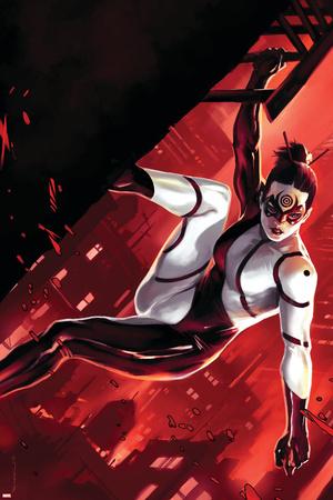 Daredevil No.111 Cover: Lady Bullseye Posters