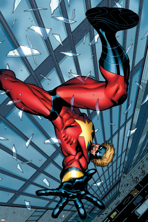 Captain Marvel No.3 Cover: Captain Marvel Photo by Ed McGuinness
