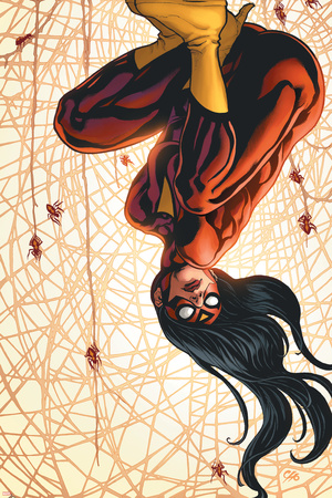 The New Avengers No.15 Cover: Spider Woman Posters by Frank Cho