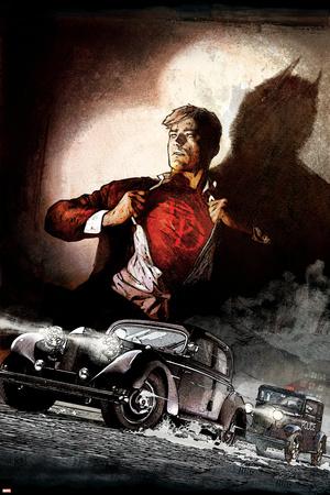 Daredevil No.69 Cover: Daredevil, Murdock and Matt Posters by Alex Maleev