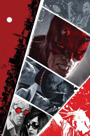 Daredevil No.104 Cover: Daredevil Prints