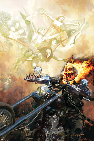 Ghost Rider No.31 Cover: Ghost Rider Posters