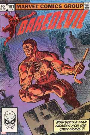 Daredevil No.500 Cover: Daredevil Prints by Frank Miller