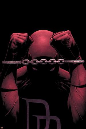 Daredevil No.82 Cover: Daredevil Prints by Steve MCNiven