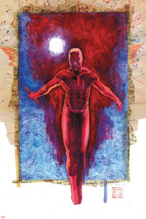 Daredevil No.500: Daredevil Poster by David Mack