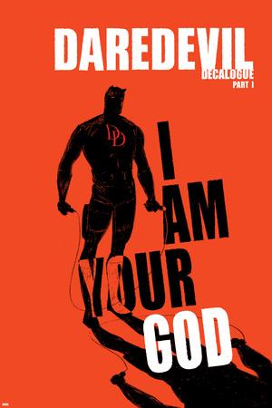 Daredevil 71 Cover: Daredevil Prints by Alex Maleev