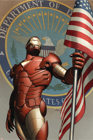 Iron Man No.78 Cover: Iron Man Poster