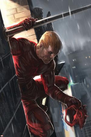 Daredevil No.106 Cover: Daredevil Prints