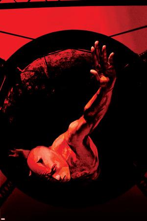 Daredevil No.58 Cover: Daredevil Prints by Alex Maleev