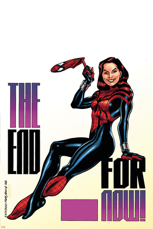 Amazing Spider-Girl No.30 Cover: Spider-Girl Prints by Ron Frenz
