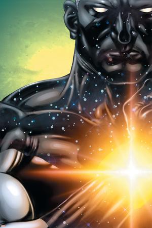 Captain Marvel No.23 Cover: Captain Marvel Photo by Chris Cross