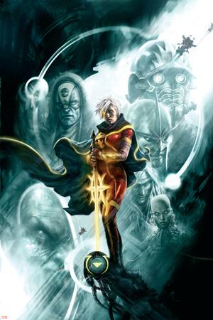 Annihilation: Conquest Prologue No.1 Cover: Quasar Posters