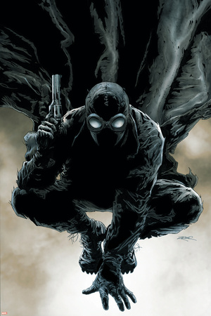 Spider-Man Noir No.1 Cover: Spider-Man Prints by Patrick Zircher
