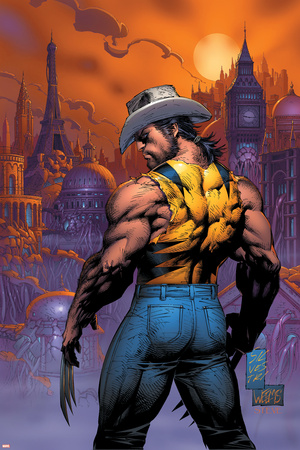 New X-Men No.151 Cover: Logan Posters by Marc Silvestri