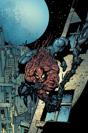 Toxin N3 Cover: Toxin Prints by Darick Robertson